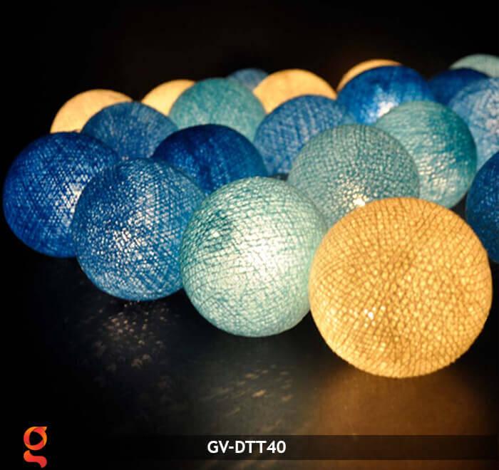 Dây đèn trang trí quả cầu GV-DTT40 6