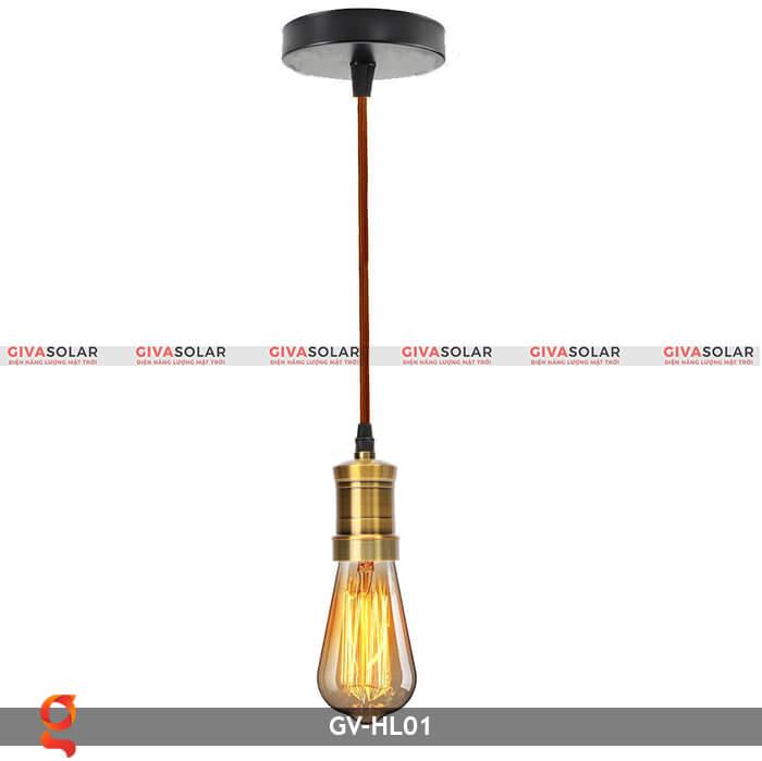 Dây đuôi đèn thả trang trí GV-HL01 10