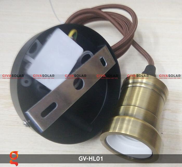 Dây đuôi đèn thả trang trí GV-HL01 4
