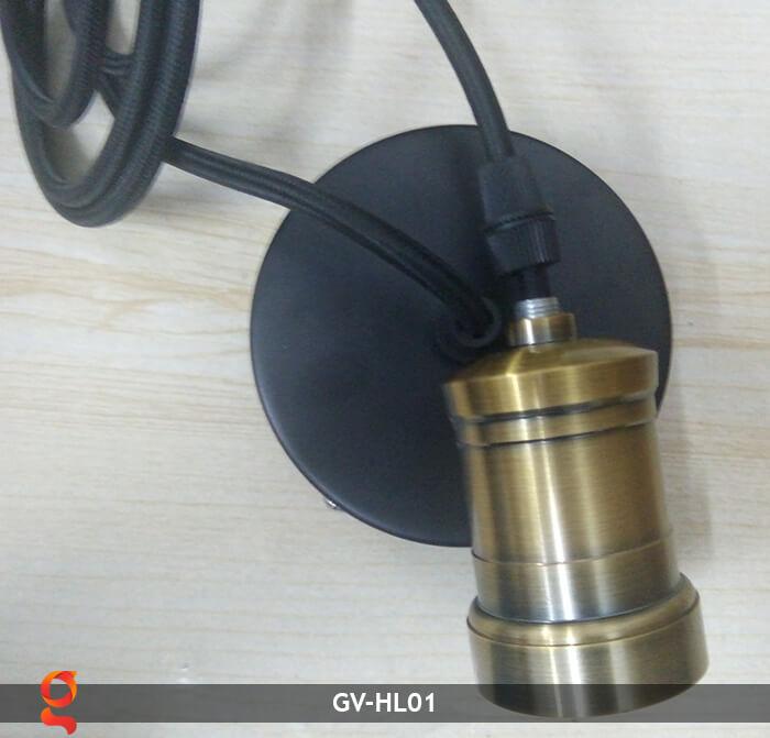 Dây đuôi đèn thả trang trí GV-HL01 6