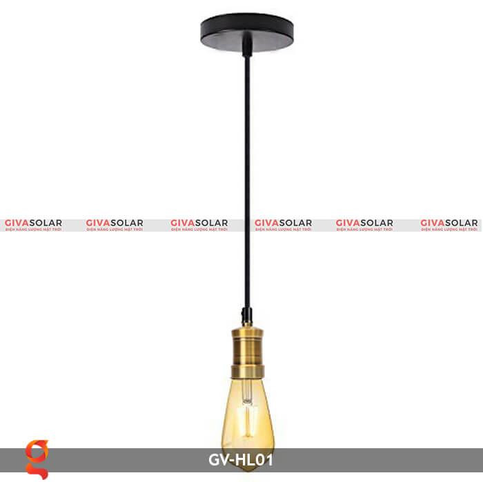 Dây đuôi đèn thả trang trí GV-HL01 9