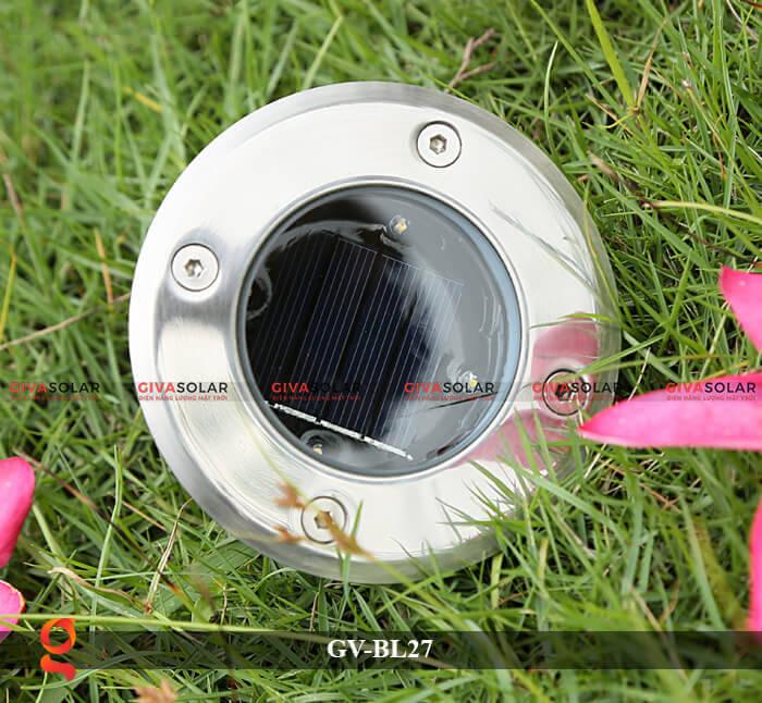 Đèn âm đất năng lượng mặt trời GV-BL27 1