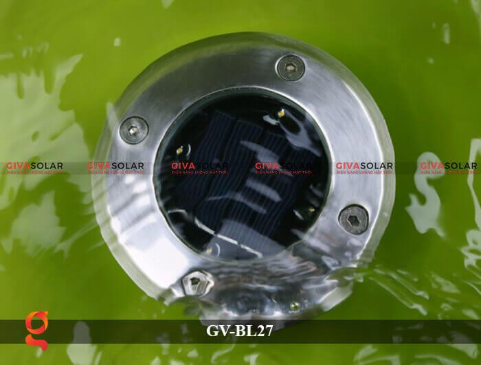 Đèn âm đất năng lượng mặt trời GV-BL27 10