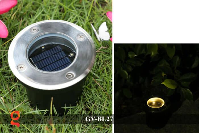 Đèn âm đất năng lượng mặt trời GV-BL27 13