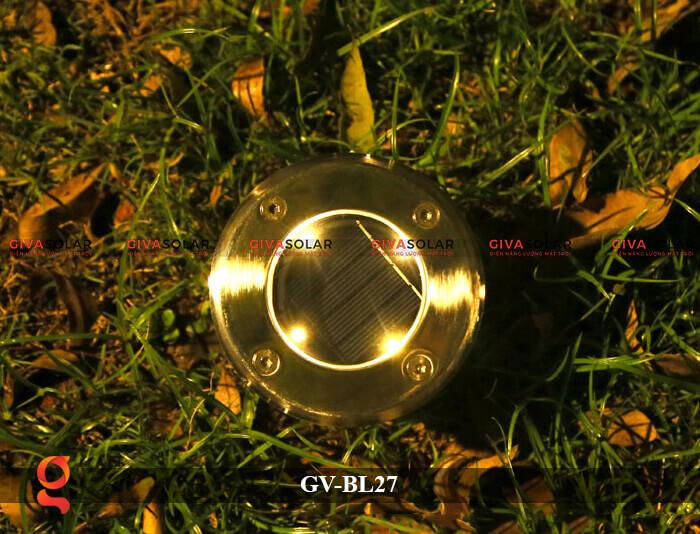 Đèn âm đất năng lượng mặt trời GV-BL27 3