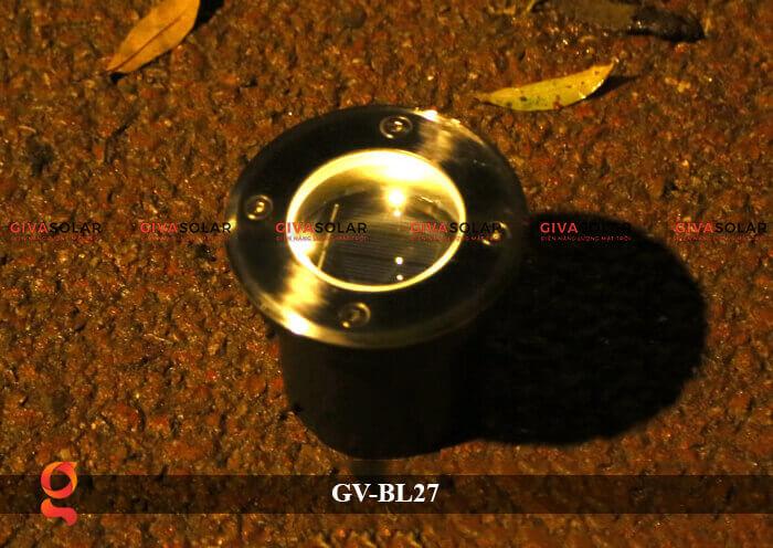Đèn âm đất năng lượng mặt trời GV-BL27 4