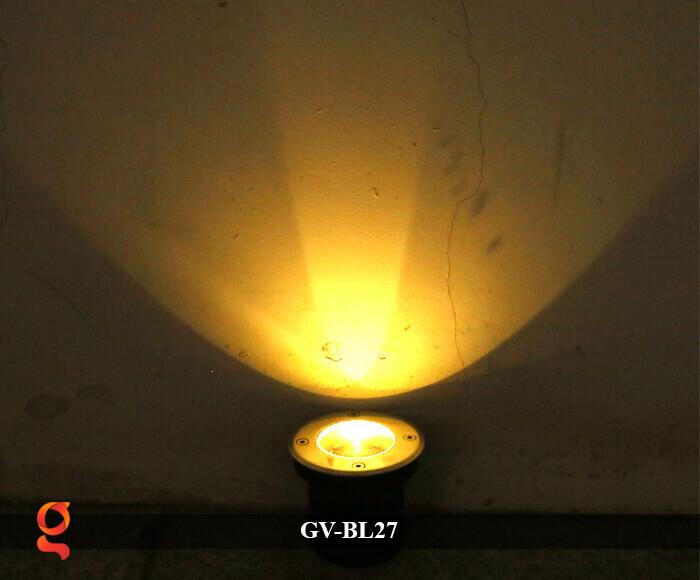 Đèn âm đất năng lượng mặt trời GV-BL27 5