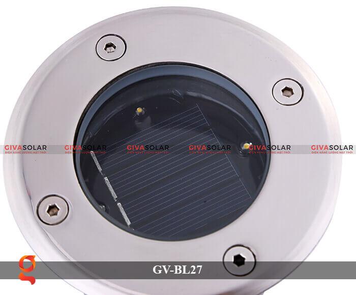 Đèn âm đất năng lượng mặt trời GV-BL27 6