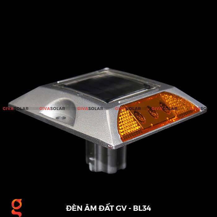 Đèn chỉ dẫn giao thông âm sàn năng lượng mặt trời GV-BL34 11