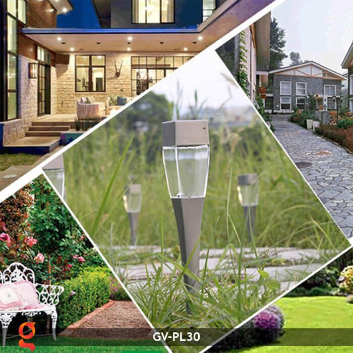 Đèn cắm cỏ năng lượng mặt trời GV-PL30 9