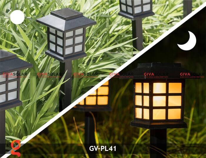 Đèn cắm cỏ năng lượng mặt trời GV-PL41 2