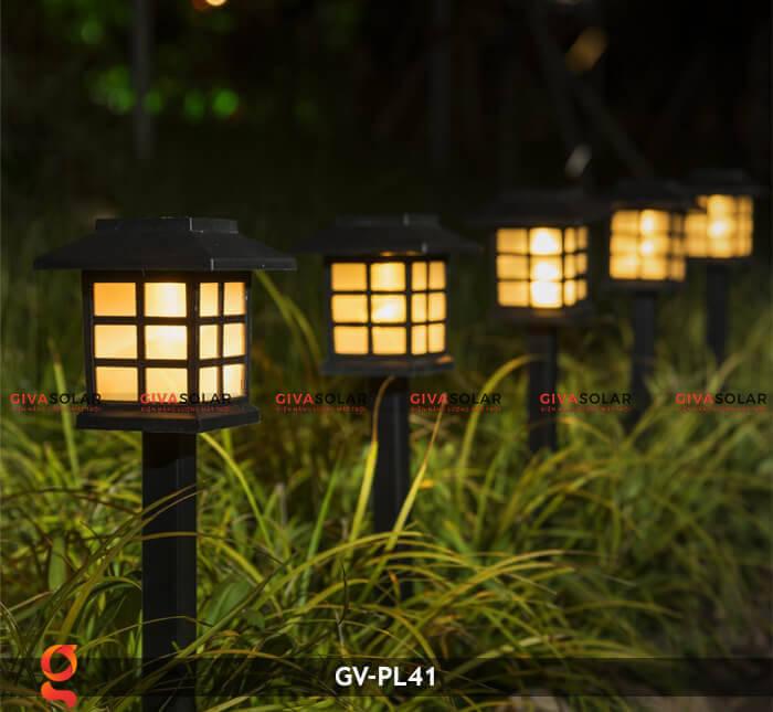 Đèn cắm cỏ năng lượng mặt trời GV-PL41 4