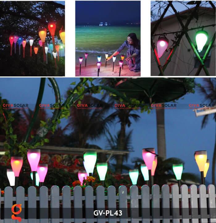 Đèn cắm đất năng lượng mặt trời GV-PL43 10