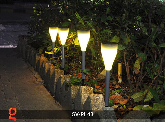 Đèn cắm đất năng lượng mặt trời GV-PL43 12