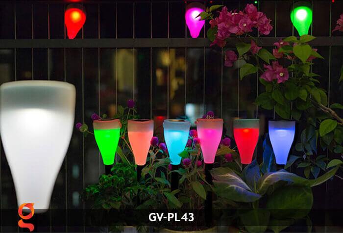 Đèn cắm đất năng lượng mặt trời GV-PL43 4