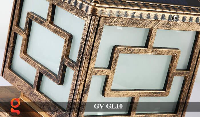 Đèn trụ cổng sử dụng năng lượng mặt trời GV-GL10 11