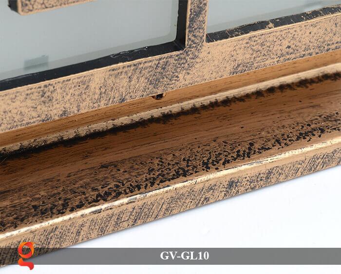 Đèn trụ cổng sử dụng năng lượng mặt trời GV-GL10 12