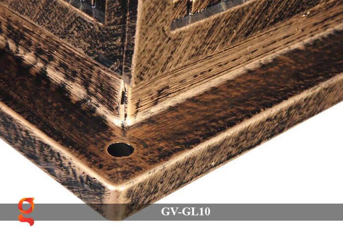 Đèn trụ cổng sử dụng năng lượng mặt trời GV-GL10 13