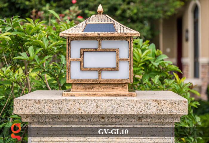 Đèn trụ cổng sử dụng năng lượng mặt trời GV-GL10 17