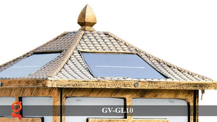 Đèn trụ cổng sử dụng năng lượng mặt trời GV-GL10 9