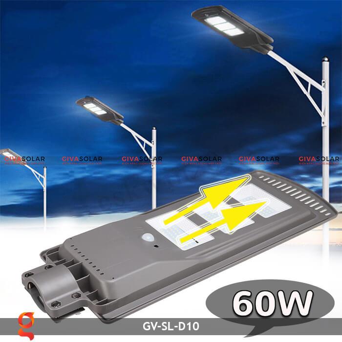 Đèn đường dùng năng lượng mặt trời GV-SL-D10 4