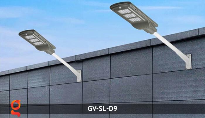 Đèn đường năng lượng mặt trời GV-SL-D9 11