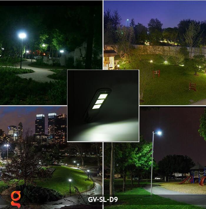 Đèn đường năng lượng mặt trời GV-SL-D9 13