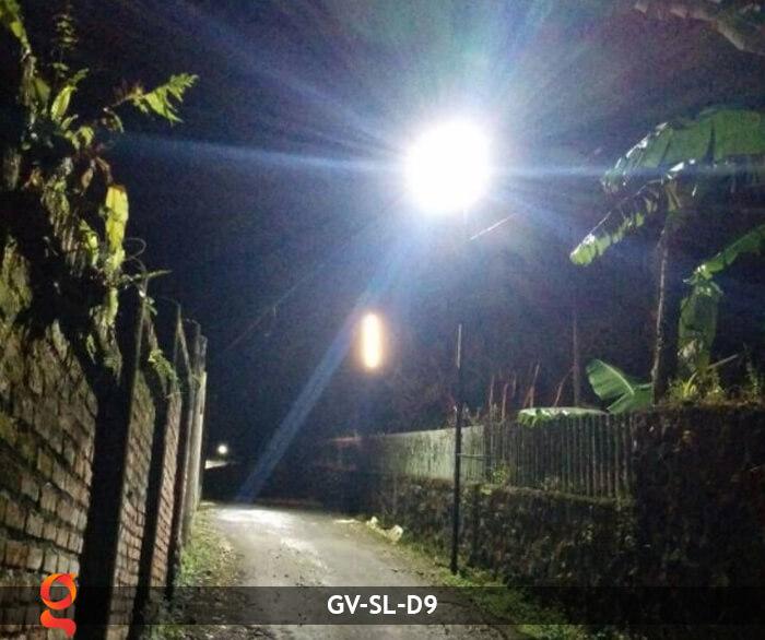 Đèn đường năng lượng mặt trời GV-SL-D9 14