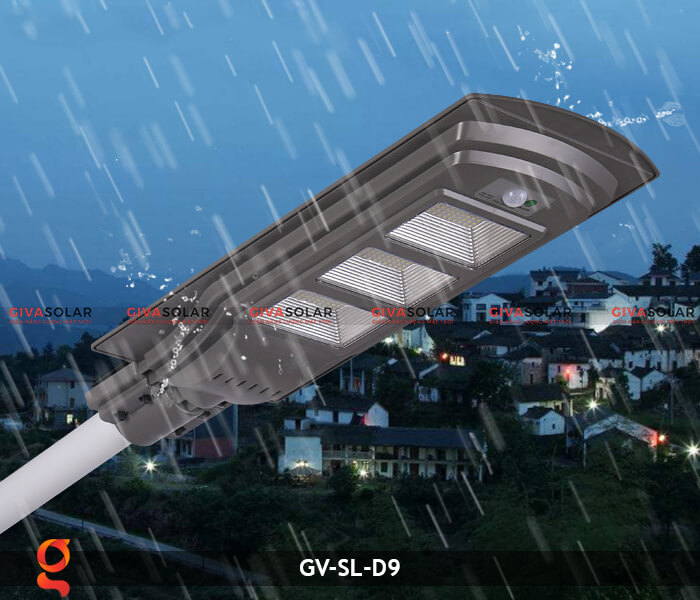 Đèn đường năng lượng mặt trời GV-SL-D9 2