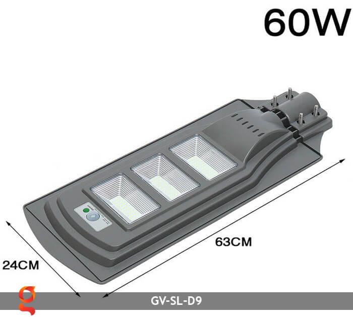 Đèn đường năng lượng mặt trời GV-SL-D9 3