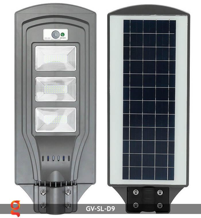 Đèn đường năng lượng mặt trời GV-SL-D9 4