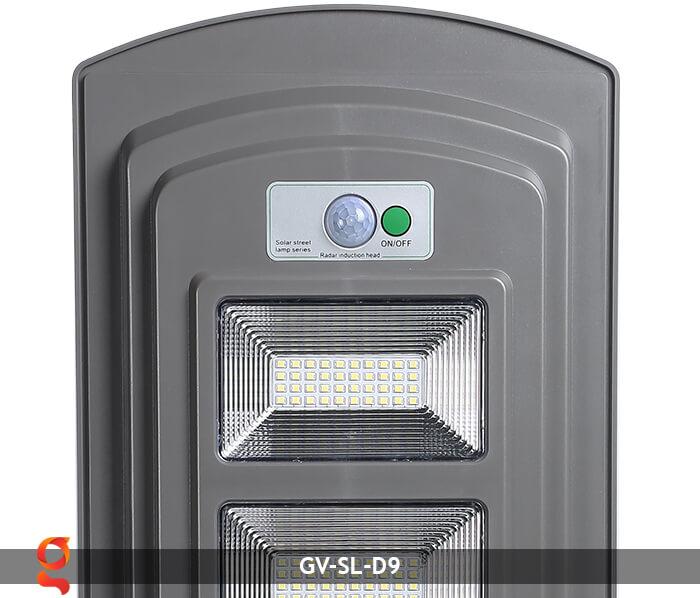 Đèn đường năng lượng mặt trời GV-SL-D9 6
