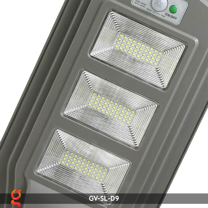 Đèn đường năng lượng mặt trời GV-SL-D9 7