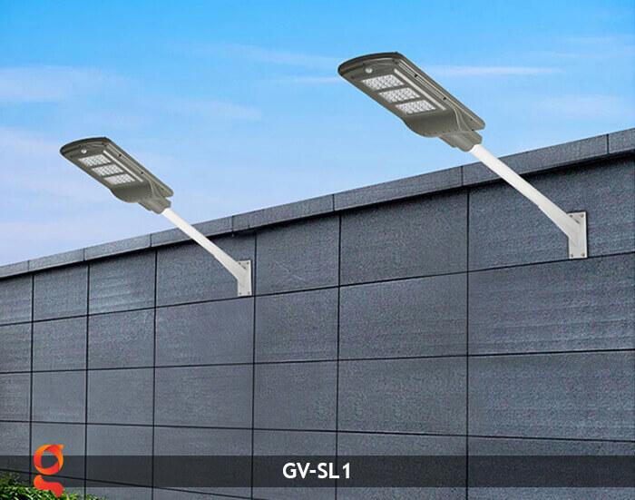 Đèn Led đường năng lượng mặt trời GV-SL1 18
