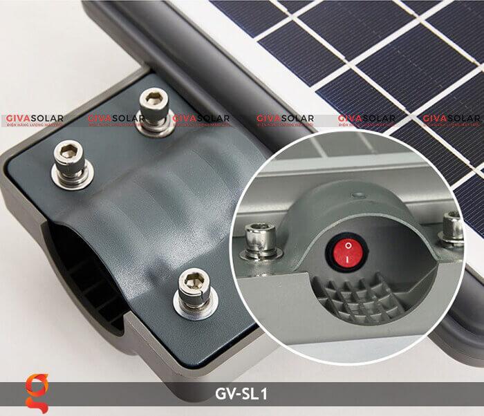 Đèn Led đường năng lượng mặt trời GV-SL1 6