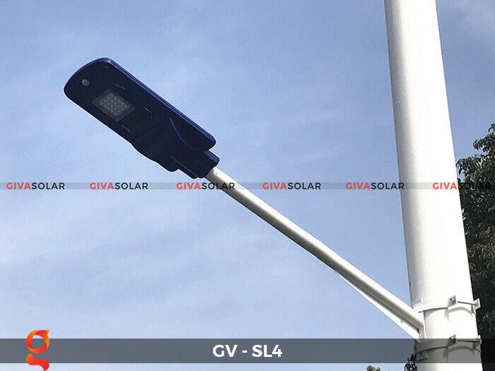 Đèn LED đường năng lượng mặt trời GV-SL4 1