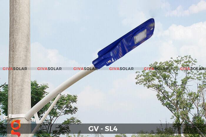 Đèn LED đường năng lượng mặt trời GV-SL4 2