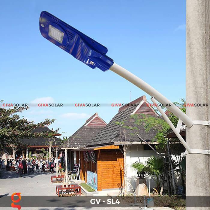 Đèn LED đường năng lượng mặt trời GV-SL4 3
