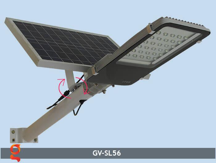 đèn chiếu sáng đường năng lượng mặt trời GV-SL56 11