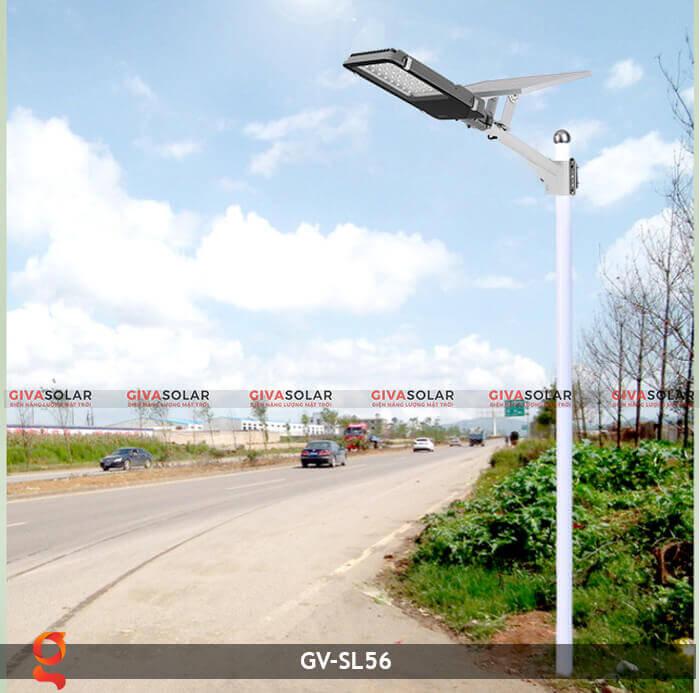 đèn chiếu sáng đường năng lượng mặt trời GV-SL56 10