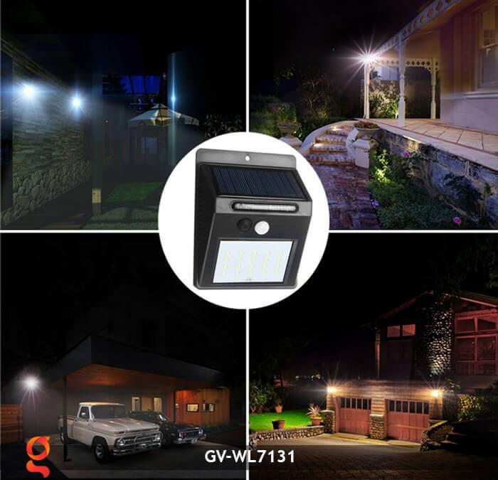 đèn treo tường GV-WL7131 10