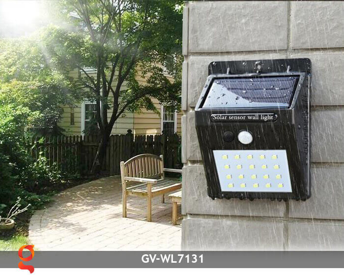 đèn treo tường GV-WL7131 11