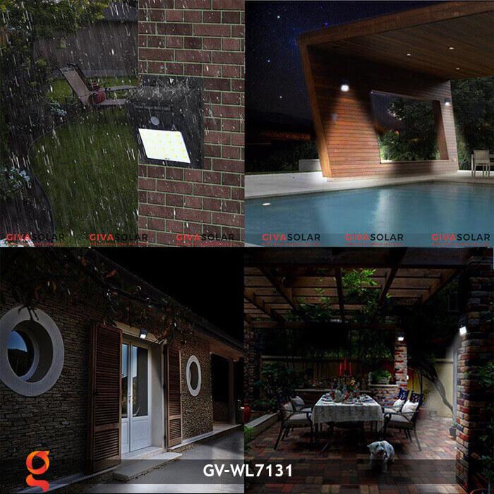 đèn treo tường GV-WL7131 12