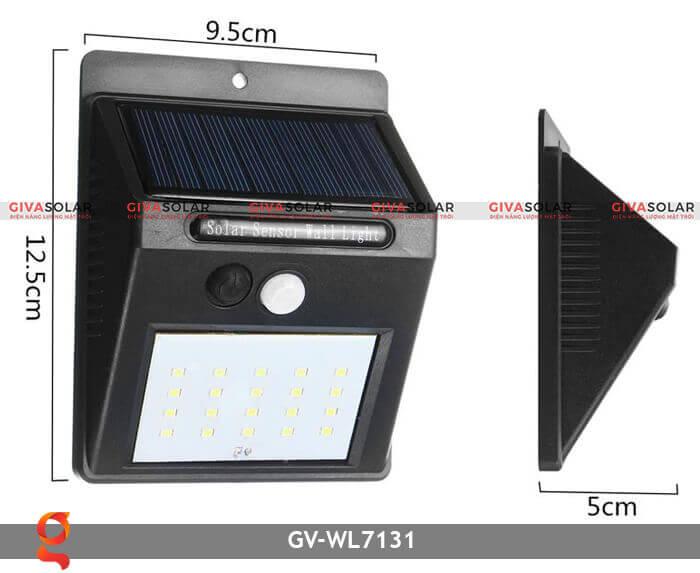 đèn treo tường GV-WL7131 2