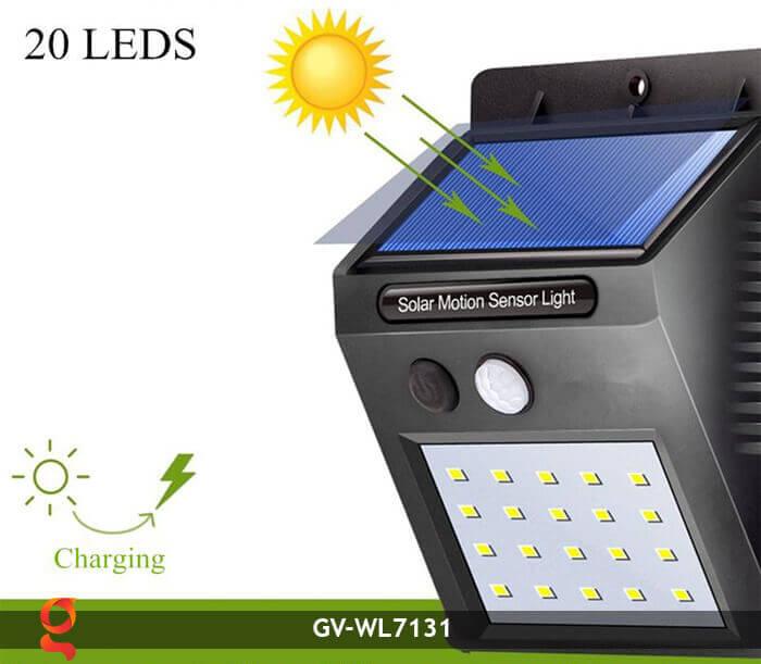 đèn treo tường GV-WL7131 4