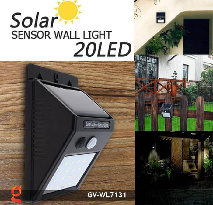 đèn treo tường GV-WL7131 9