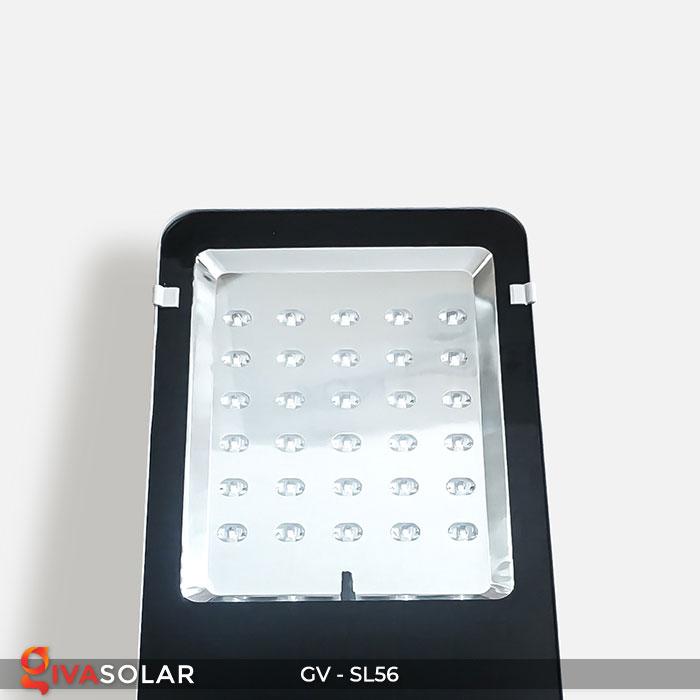 đèn chiếu sáng đường năng lượng mặt trời GV-SL56 6