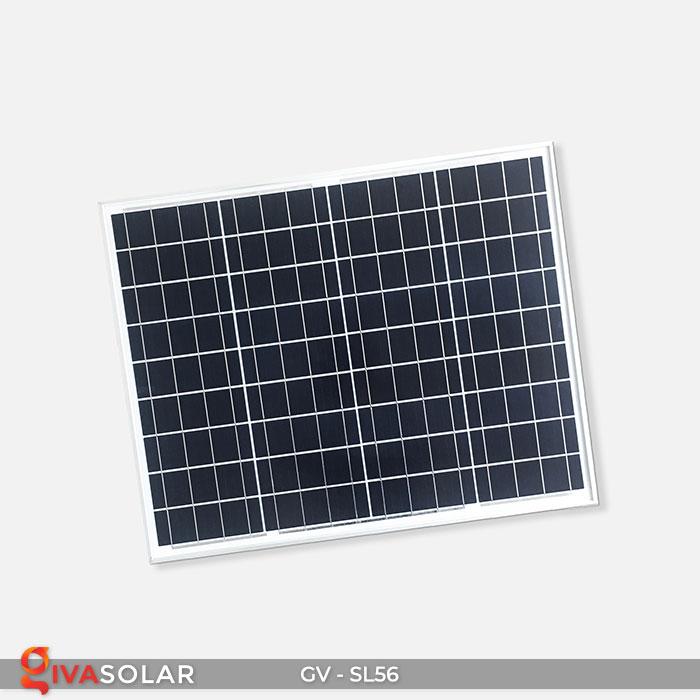 đèn chiếu sáng đường năng lượng mặt trời GV-SL56 8