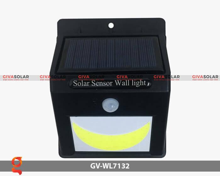 Đèn tường cảm biến năng lượng mặt trời GV-WL7132 1