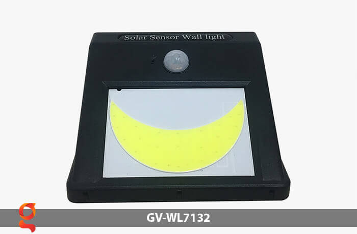 Đèn tường cảm biến năng lượng mặt trời GV-WL7132 2